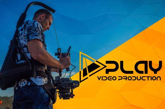 PLAY Video Production   Видеосъемка   Видеооператор   Создание видео