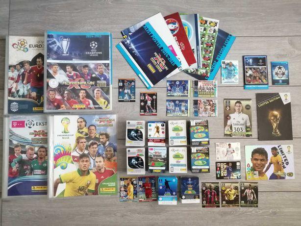 Karty piłkarskie + GRATIS