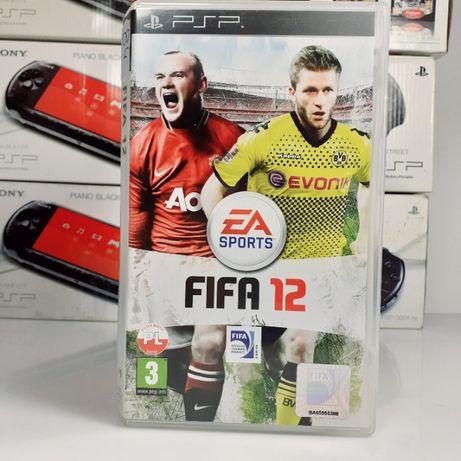 FIFA 12 sony PSP polska wersja NAPISY #84