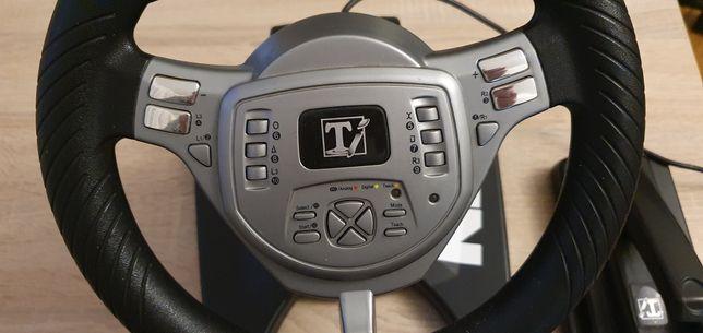 Kierownica do gry wielofunkcyjna PC ps1 ps2 USB