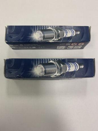 Новые иридиевые свечи Bosch