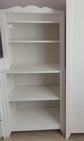 Regał IKEA Hensvik biały na zabawki tanio!