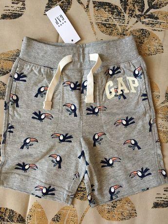 Детские новые шорты Gap 12-18