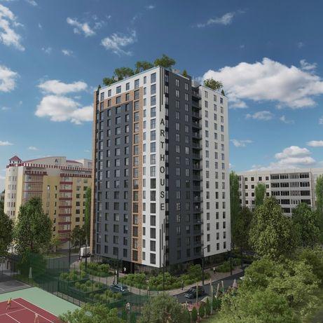 1 комнатная квартира в новострое на Ильинской в рассрочку