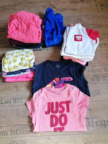 Paczka ubrań dla dziewczynek