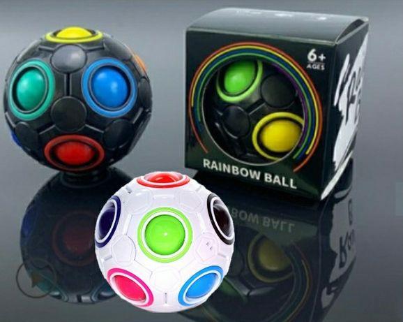 Головоломка шар Рубика-Rainbow Ball