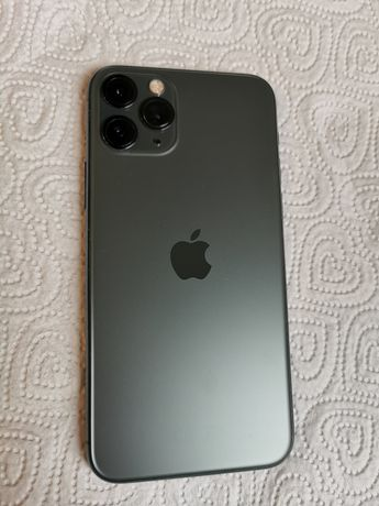 IPhone 11 pro 256 GB Midnight green + AirPods 2