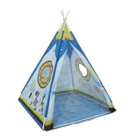 Śliczny Namiot TIPI WIGWAM Domek Do Zabawy Podłoga