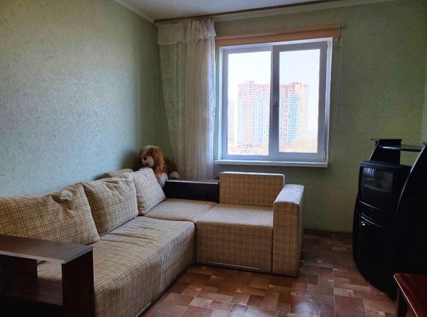 Аренда комнаты без хозяина, Троещина, ул. Милославская.