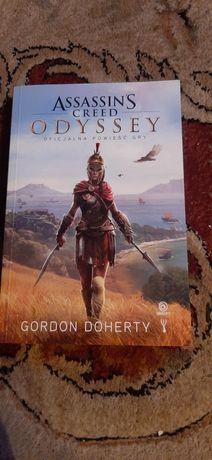Książka asassins creed odyssey