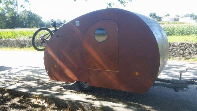 Teardrop / Mini caravana 3 lugares