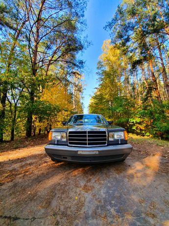 Mercedes W126 do ślubu klimatyzacja 420sel
