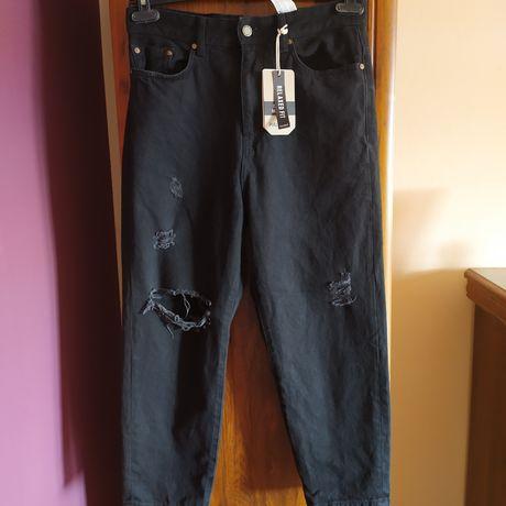 Spodnie męskie Pull&Bear loose fit