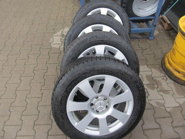 Koła opony MICHELIN 235/55 R17 Felgi oryginalne Mercedes 5x112