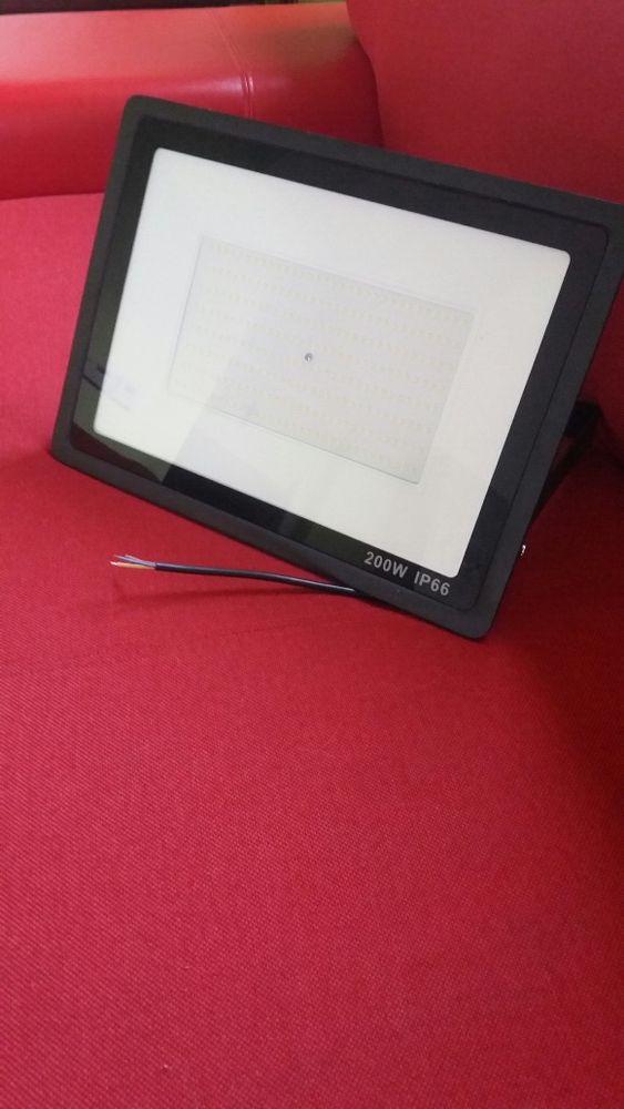 Lampa led halogen naświetlacz 200w Będzin - image 1