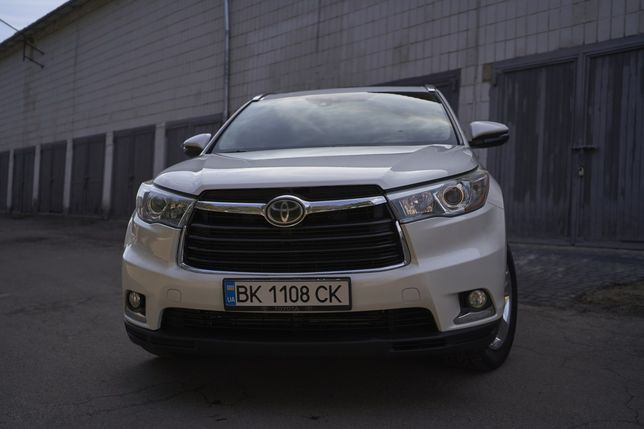 Toyota HIGLENDER Limited