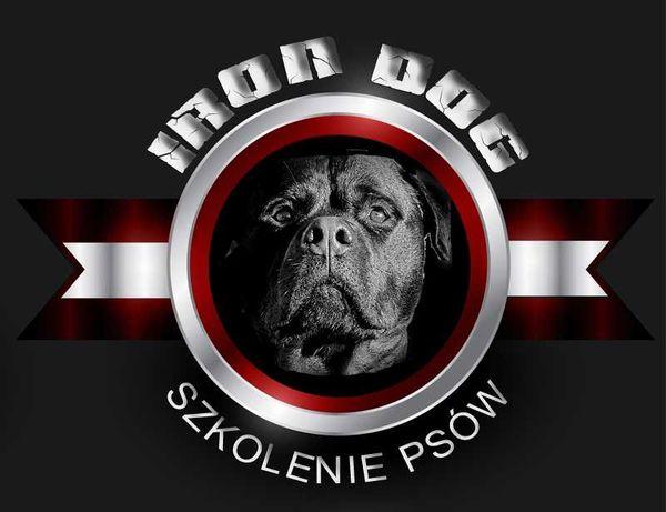 Szkolenie psów/Behawiorysta/Hotel dla Zwierząt/Transport IRONDOG