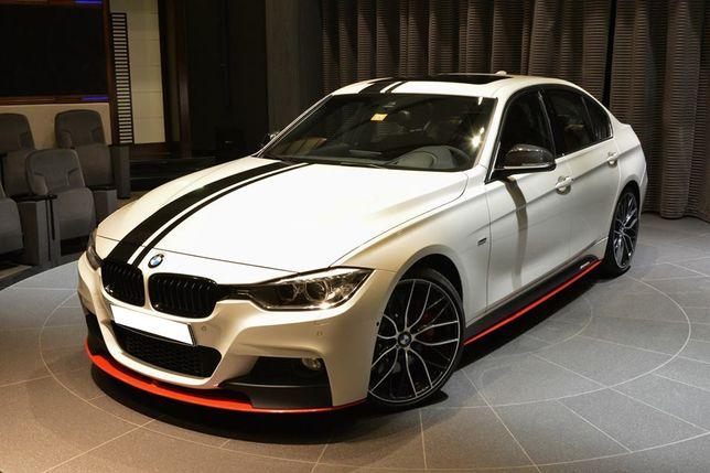 BMW 3 F30 Performance Dokładka Zderzaka