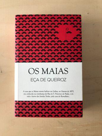 """""""Os Maias"""" - Eça de Queiroz"""