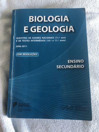 Livro Biologia Geologia