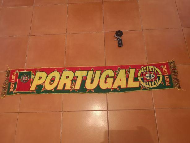 Cachecol Portugal antigo futebol bom estado e boa qualidade