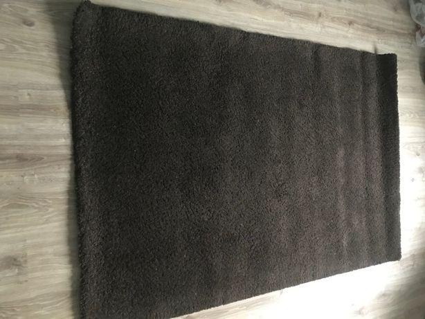 Dywan brązowy IKEA model ADUM