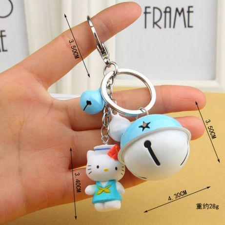 Porta chaves Hello Kitty Marinheiro