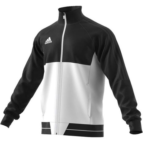 Bluza treningowa męska adidas Tiro 17 Pes czarno biała BQ2598-różne