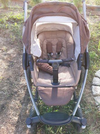 Wózek spacerowy Maxi - Cosi Mura Plus + śpiwór