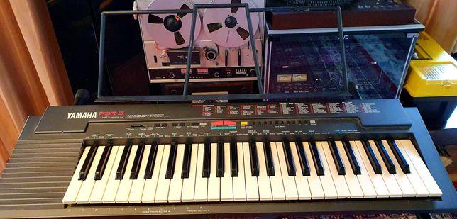 Japoński keyboard Yamaha do nauki z dużymi klawiszami