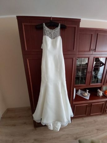 Suknia ślubna Benjamin Roberts - nowa