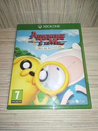 [Tomsi.pl] Adventure Time Finn & Jake Investigations ANG XBOX ONE XBO