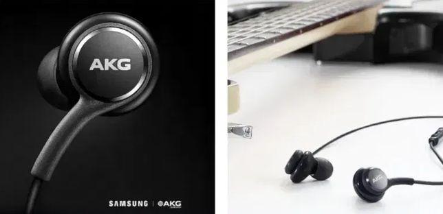 nowe słuchawki AKG oryginalne Samsung Galaxy S8 S9 S10 - Note 8 Note 9