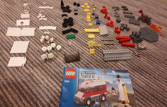 Klocki LEGO 3366 Prom kosmiczny