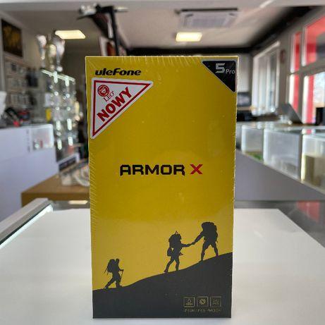 Telefon Ulefone ARMOR X5 PRO NOWY czarny (X5 Pro)