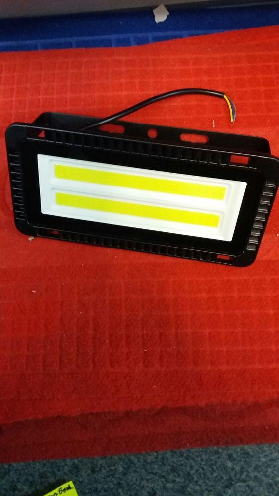 Lampa led 60w Slim naswietlacz wodoodporny 230v Będzin - image 1