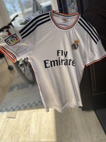 Футбольная форма, Real Madrid белая