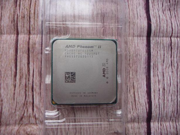 Процессор AMD Phenom II X4 B97 3,2GHz (аналог x4 955) Socket AM3 95Вт