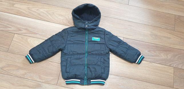 Куртка демисезонная для мальчика 3-4 года курточка