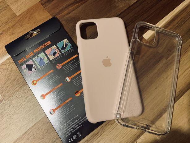 Capas e pelicula iphone 11 pro max