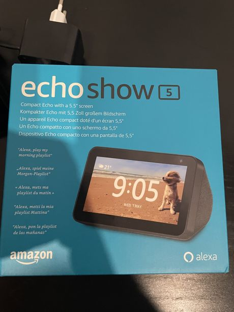 Alexa Echo Show 5