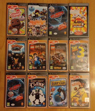 PlayStation Portable! Auta, Lego, Toy Story 3, Gran Turismo itd! PSP