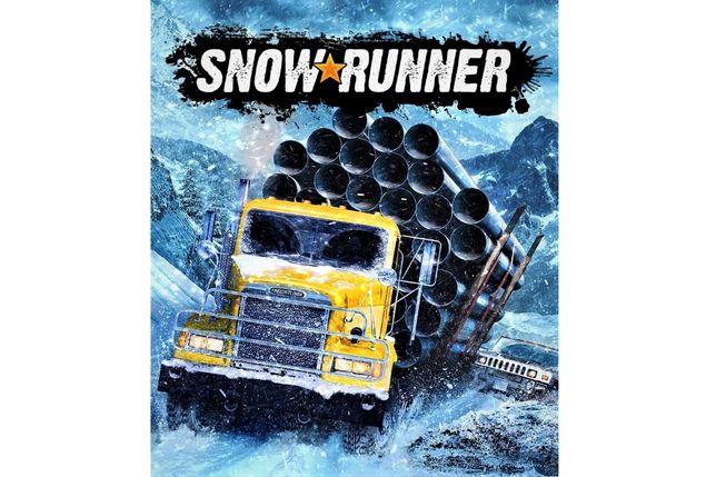 Gra SnowRunner PL PC