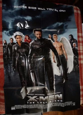 Poster A2 - X-Men The Last Stand