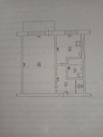Продам однокомнатную квартиру в центре С МЕБЕЛЬЮ