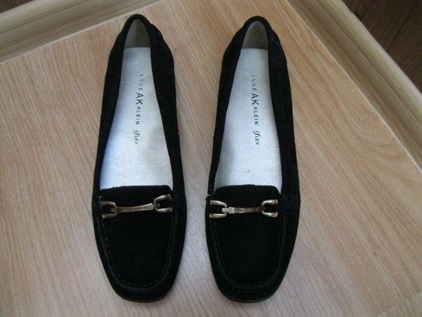 Туфли мокасины лоферы Anne Klein