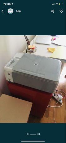 Impressora hp como nova