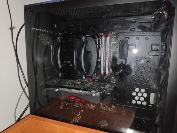 Komputer ryzen 5 3600 rx570 RAM 16GB Gwarancja
