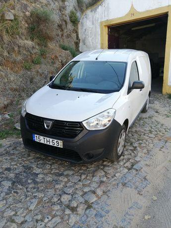 Dacia dokker IVA dedutível