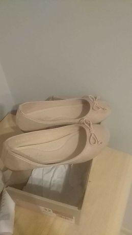 Balerinki buciki